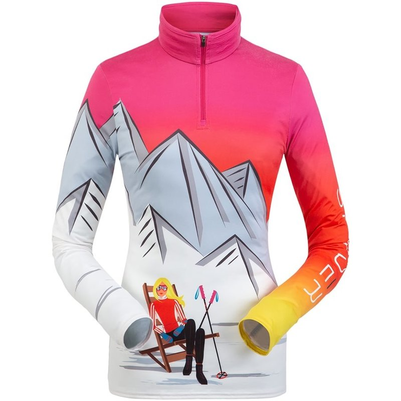 Spyder W Sunset Sweater