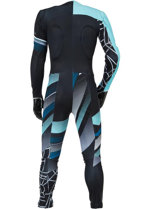 Spyder Nine Ninety Girls Skin Suit