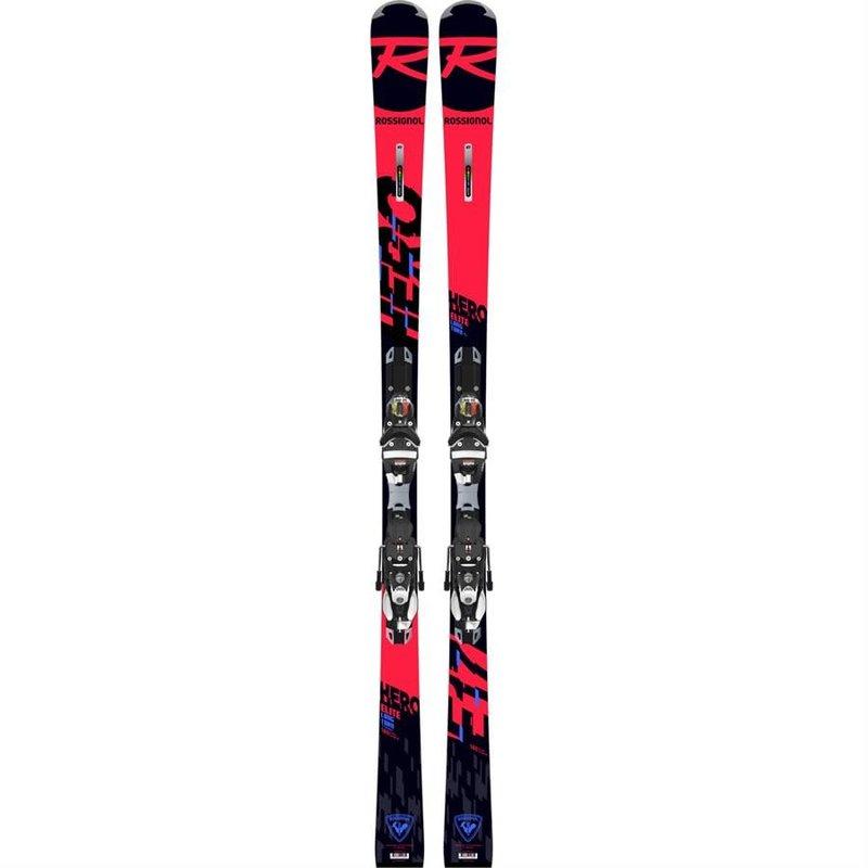 Rossignol Skis Hero Elite LT TI K + Fixations SPX14 K.GWB