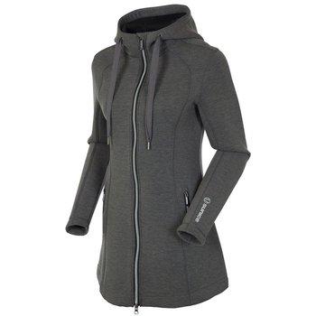 Sunice Sunice Women's Bobbie Long Jacket With Hood