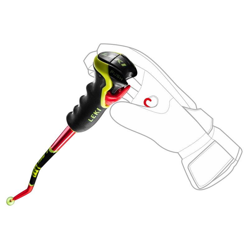 Leki WCR Lite GS 3D Ski Poles