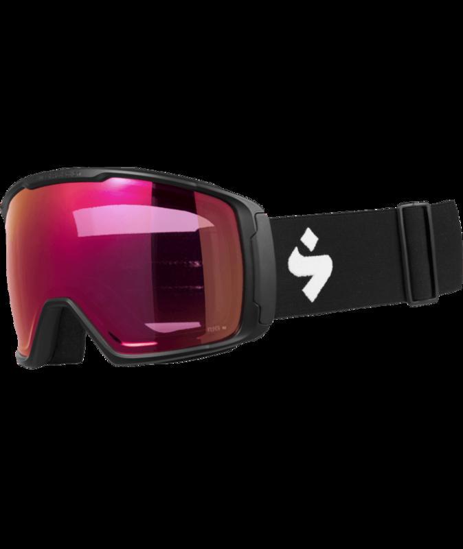 Sweet Protection Clockwork Rig Reflect Bli Goggle + Bonus Lens Light Amethyst