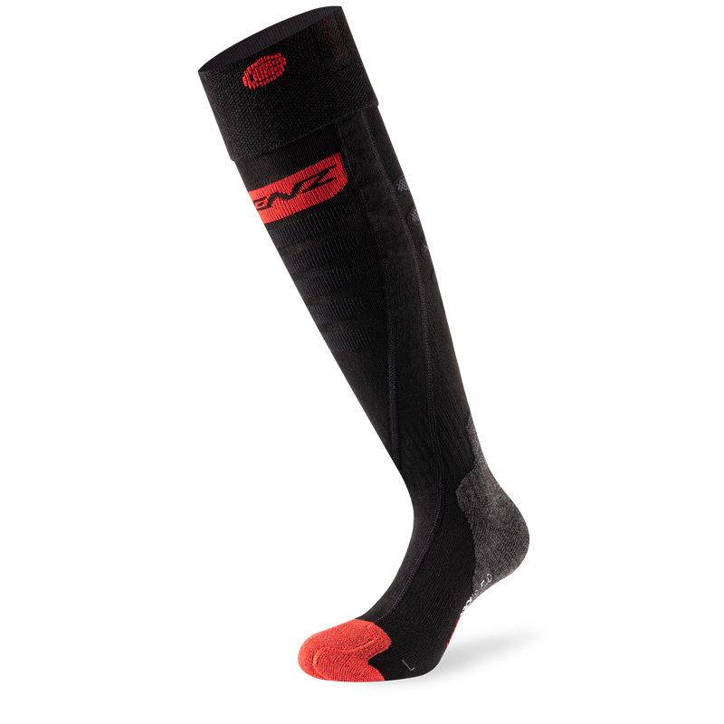 Lenz Heat Sock 5.0 Toe Cap Slim Fit