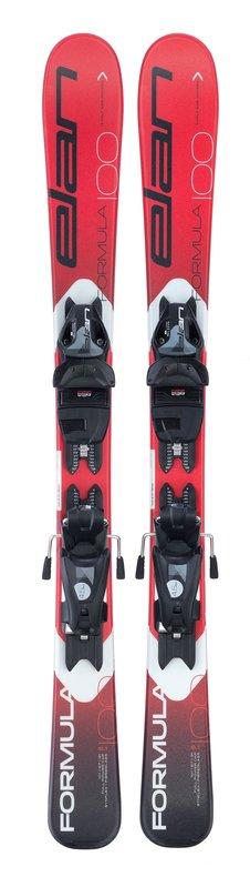 Elan Formula Red QS Skis + Fixation  EL 7.5
