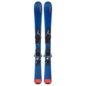Elan Prodigy QS Skis + Fixation EL 4.5