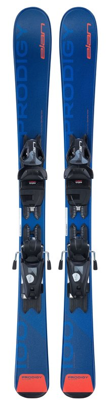 Elan Prodigy QS Skis + EL 7.5 Bindings