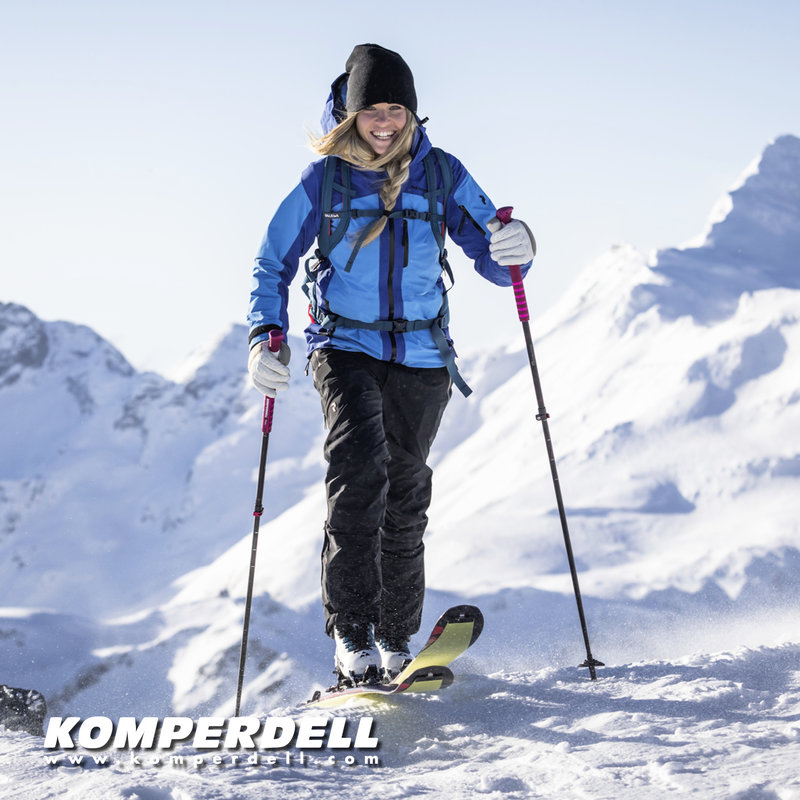 Komperdell Bâtons télescopiques Carbon C7 Ascent