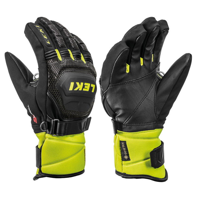 Leki WC Race Coach Flex S GTX Jr Gloves