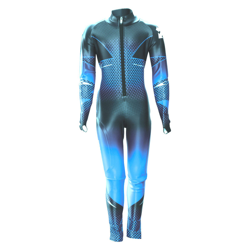 Descente Skinsuit Power Gs Suit Jr