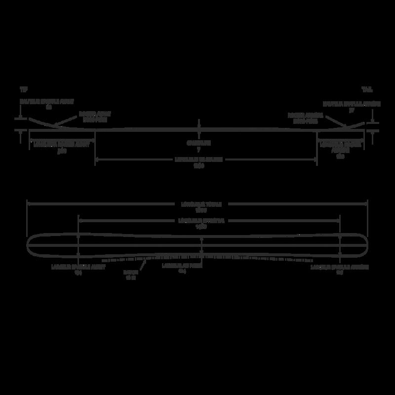 Ferréol Pionnier 104 Skis