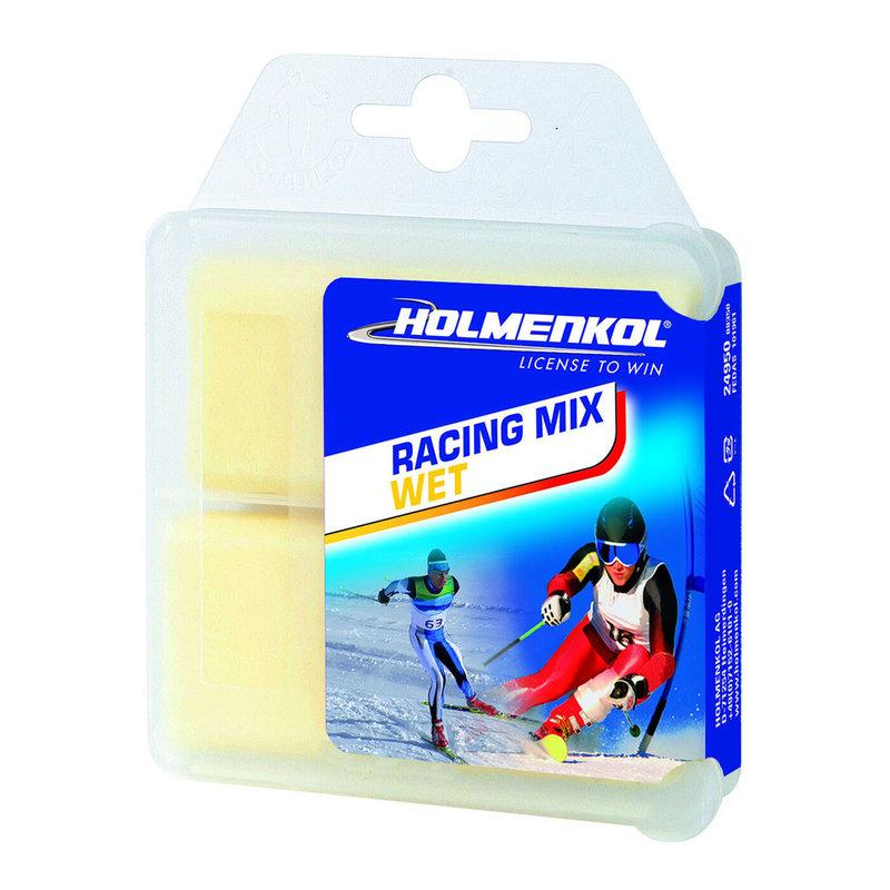 Head Holmenkol Racing Mix Wet 2X35G Wax
