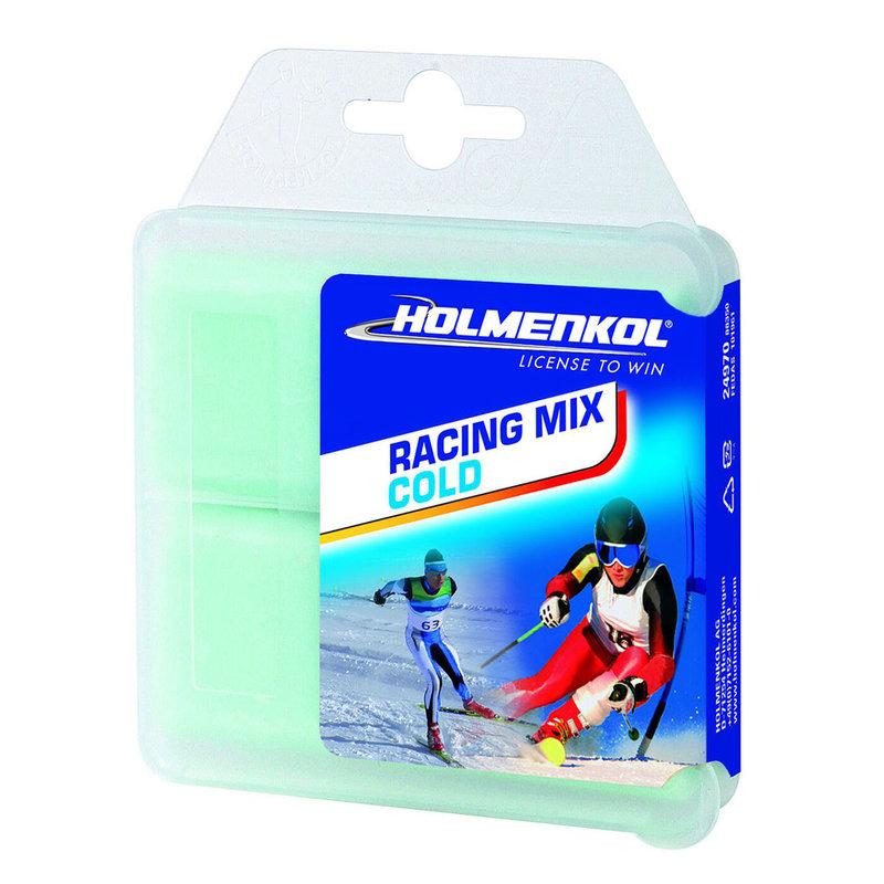 Head Holmenkol Racing  Wax Mix Cold 2X35G