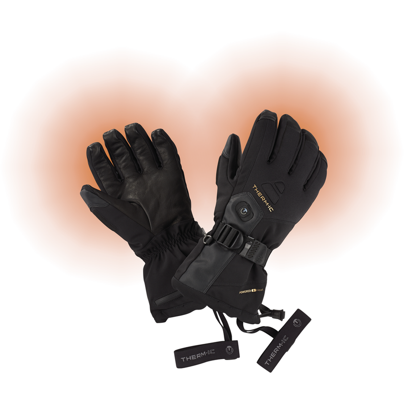Therm-ic Ultra Heat Gloves Men