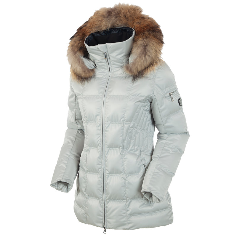 Sunice Nikki Quilted Jacket with Removable Faux Fur