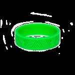 PNW Dropper - PNW - Silicone Band - Green - 30.9/31.6
