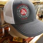 Richardson Hat - ZD30 - Grey/White - Snapback