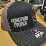 Richardson Hat - Sonoran - Blk/Grey - Snapback