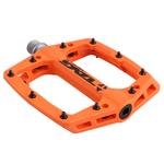 Tag Metals Pedals - Tag Metals T3 - Orange