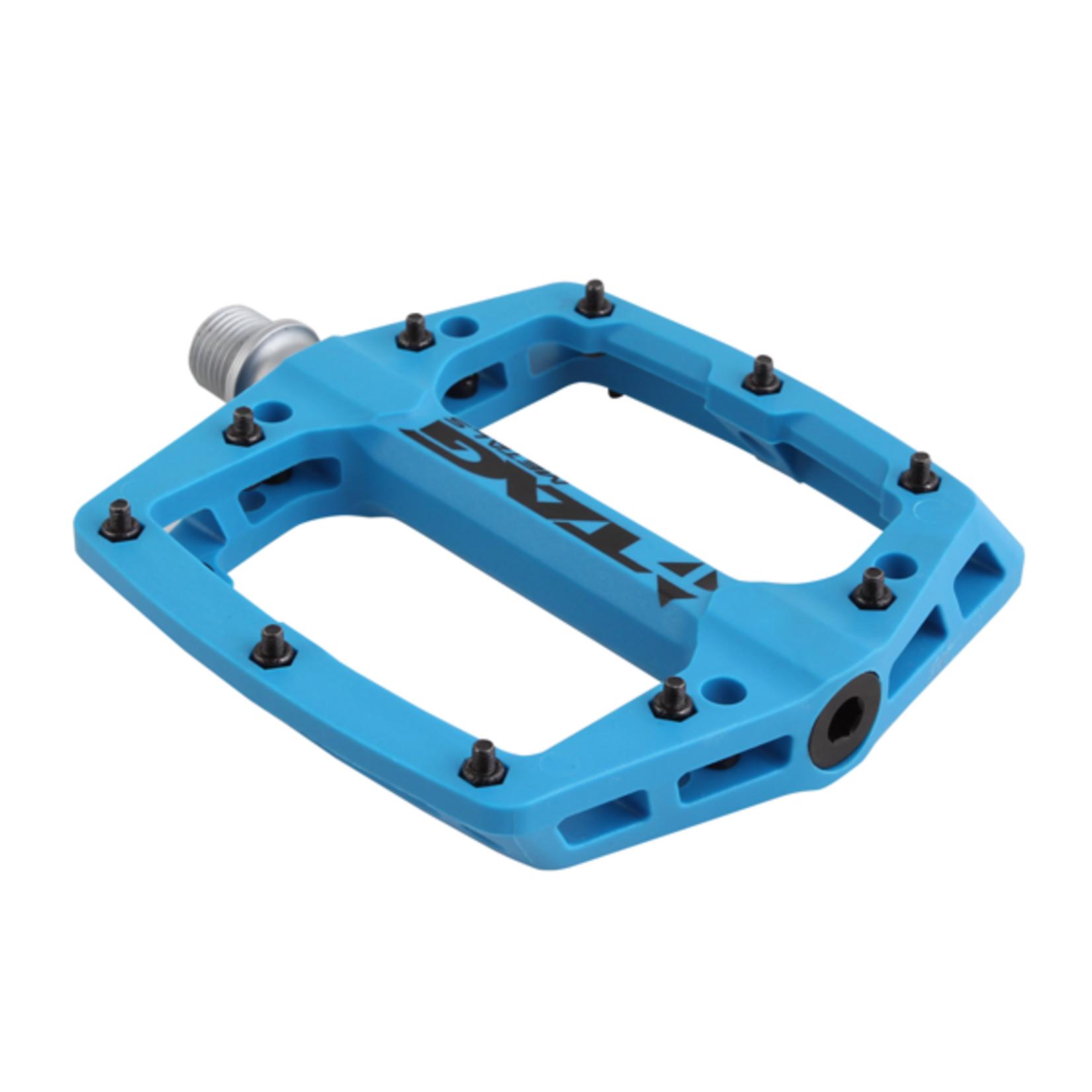 Tag Metals Pedals - Tag Metals T3 - Blue
