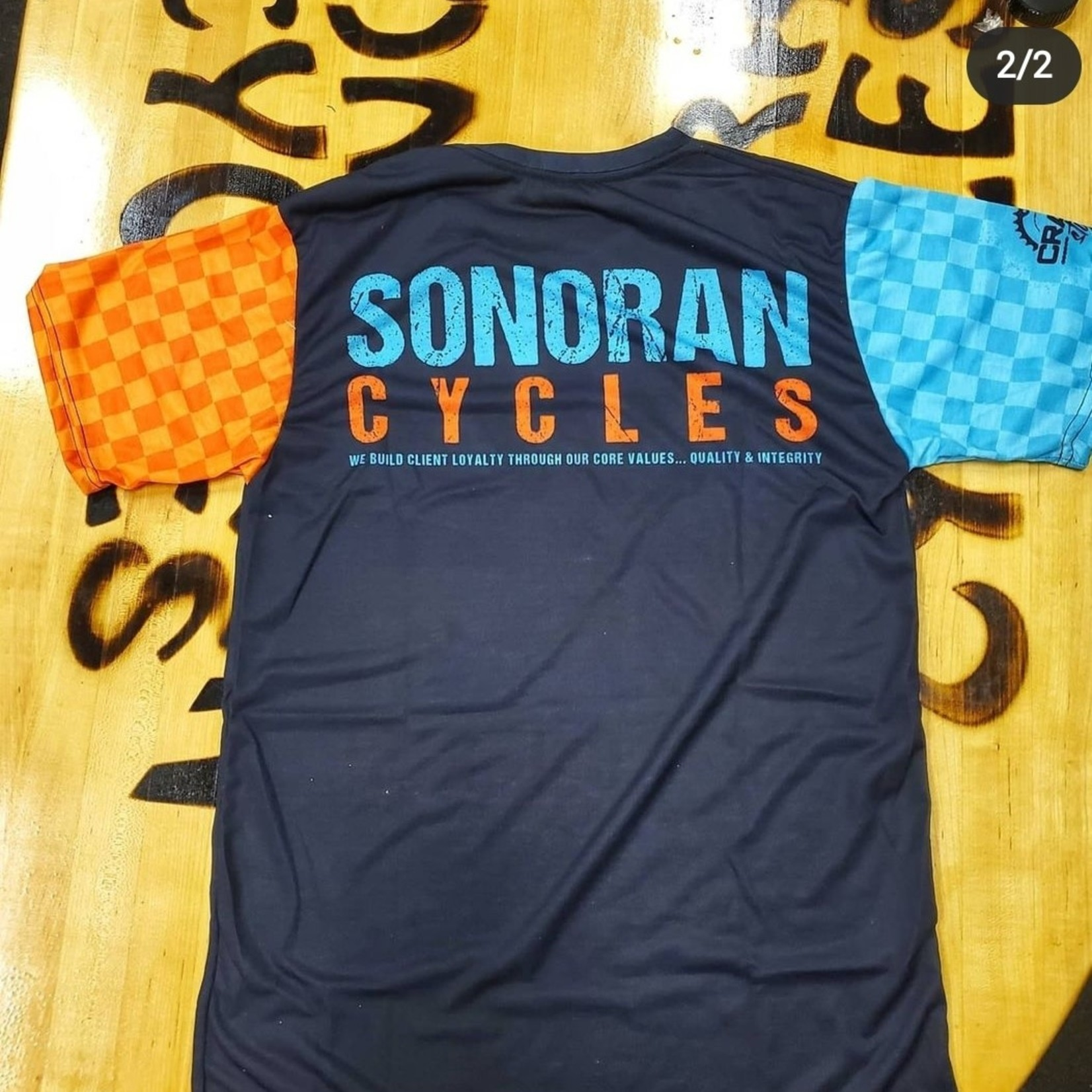 Jersey - Sonoran Cycles MTB - SS