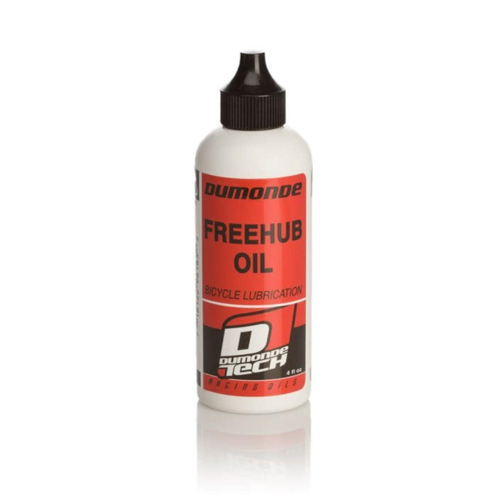 Dumonde Tech Dumonde Tech - Freehub Oil 4oz