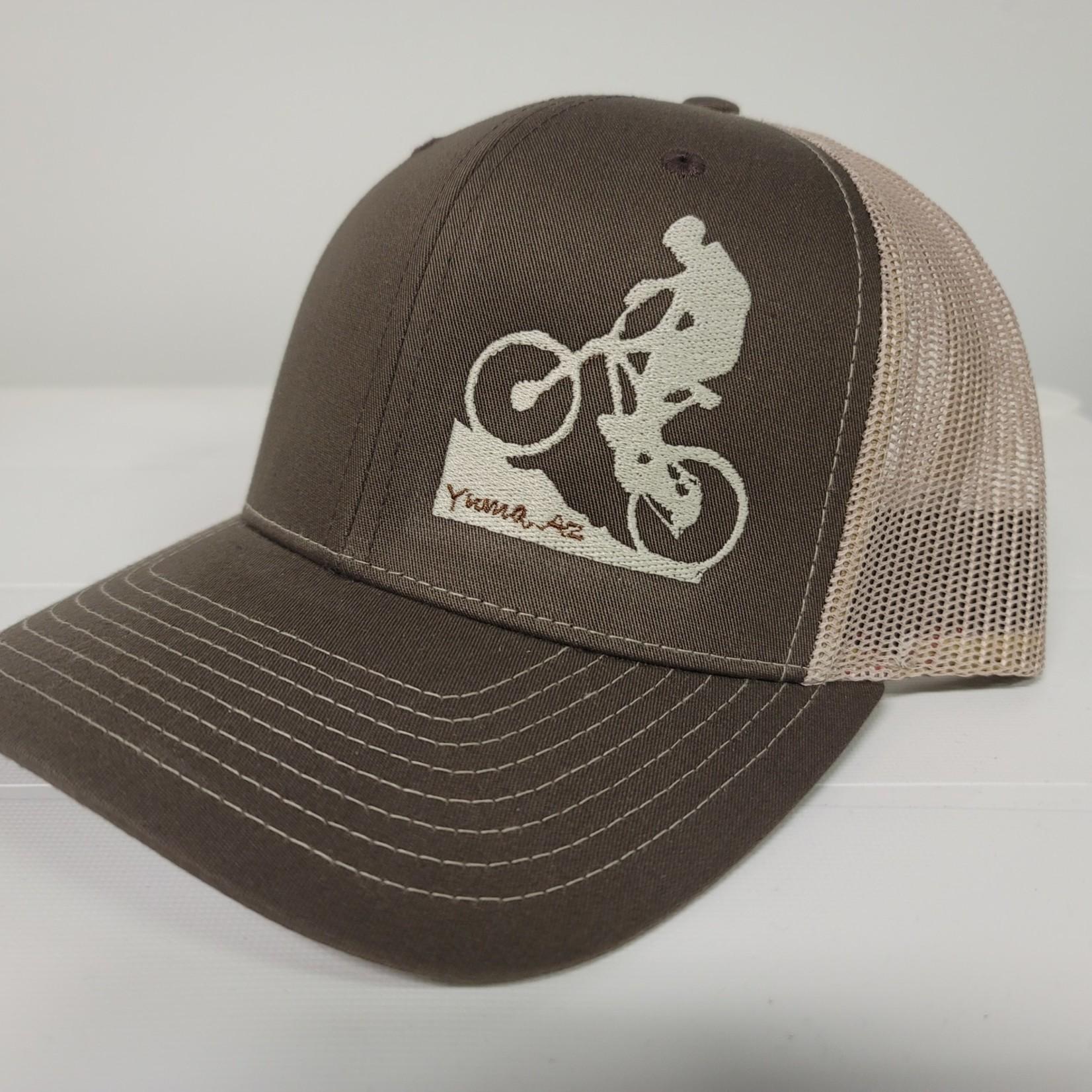 Richardson Hat - MTB - Brn/Tan - Snapback