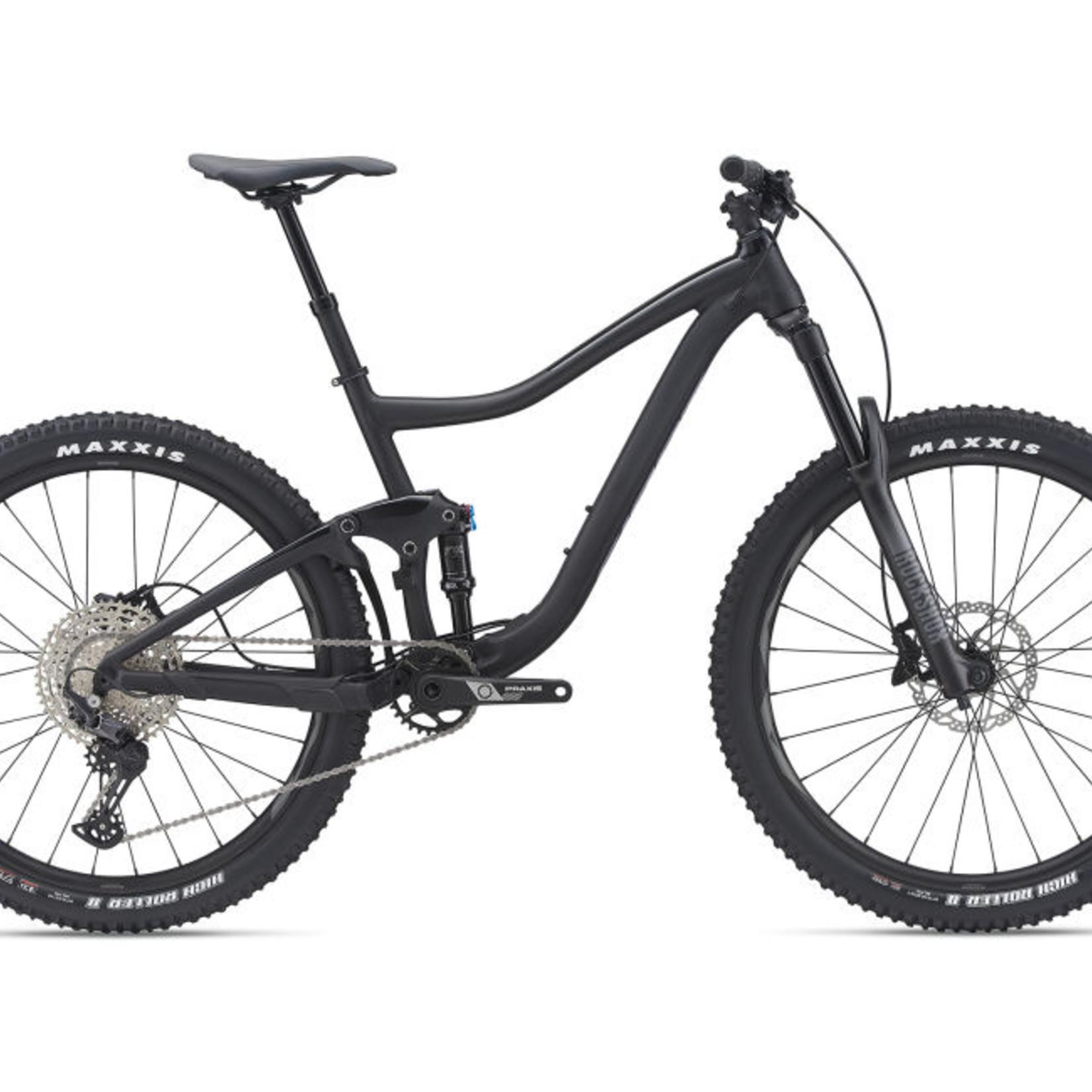 Giant Giant Bike - Trance 27.5 - Black - Med - 2021