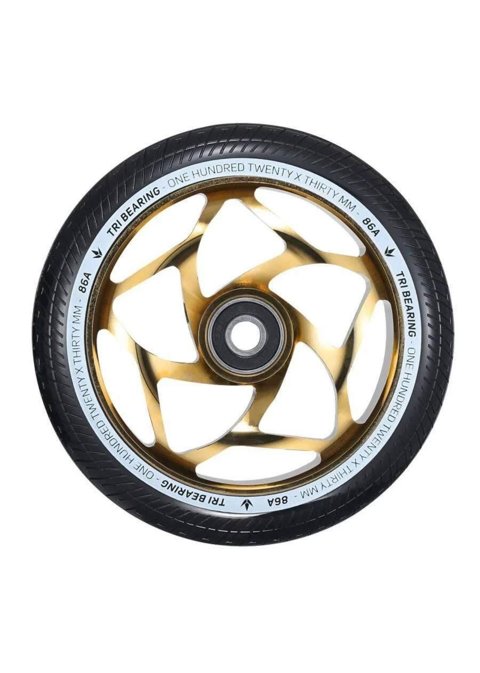 Envy Envy - Tri Bearing Wheels - 120x30mm