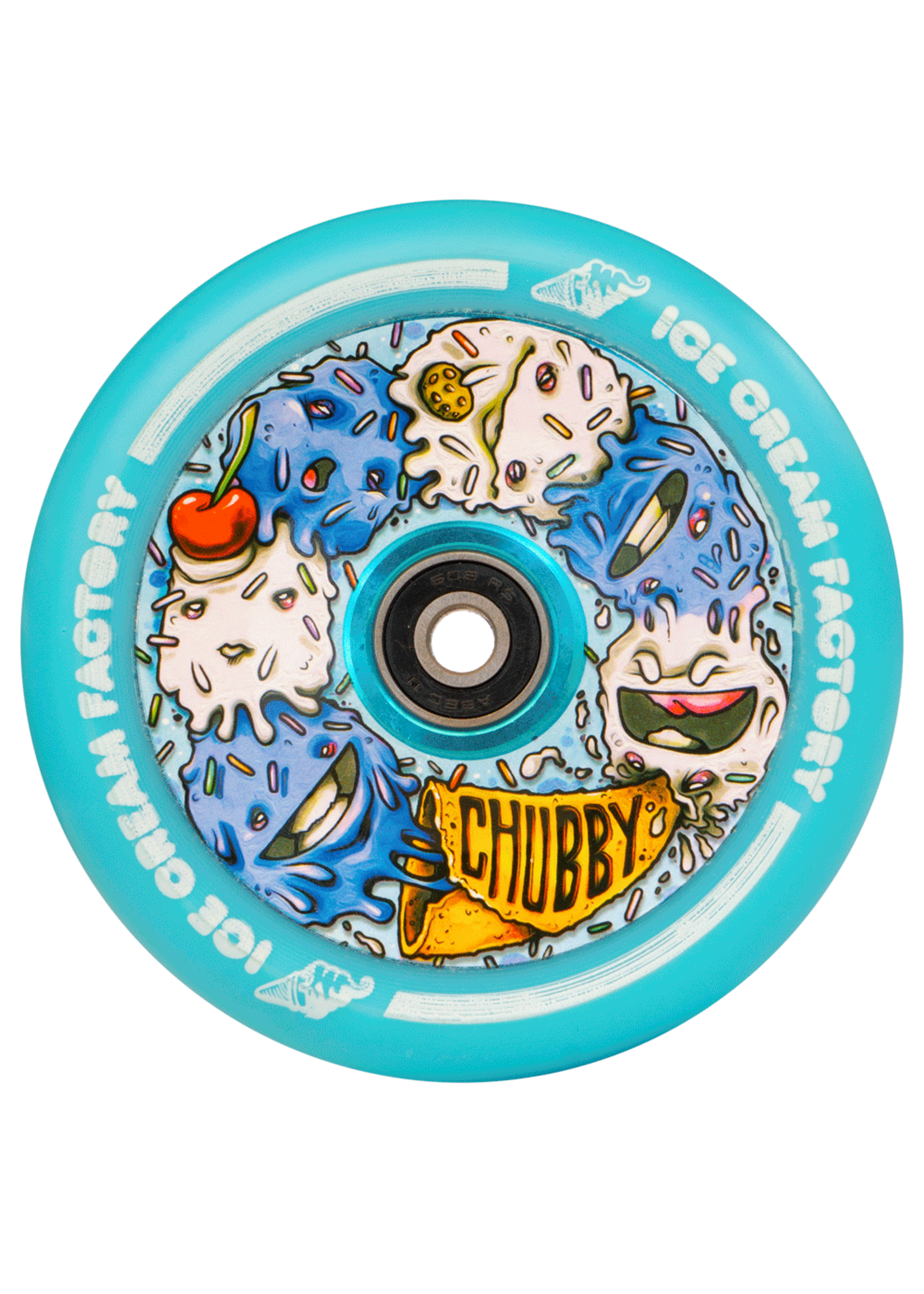Chubby Chubby - Melo Wheels - 110mm