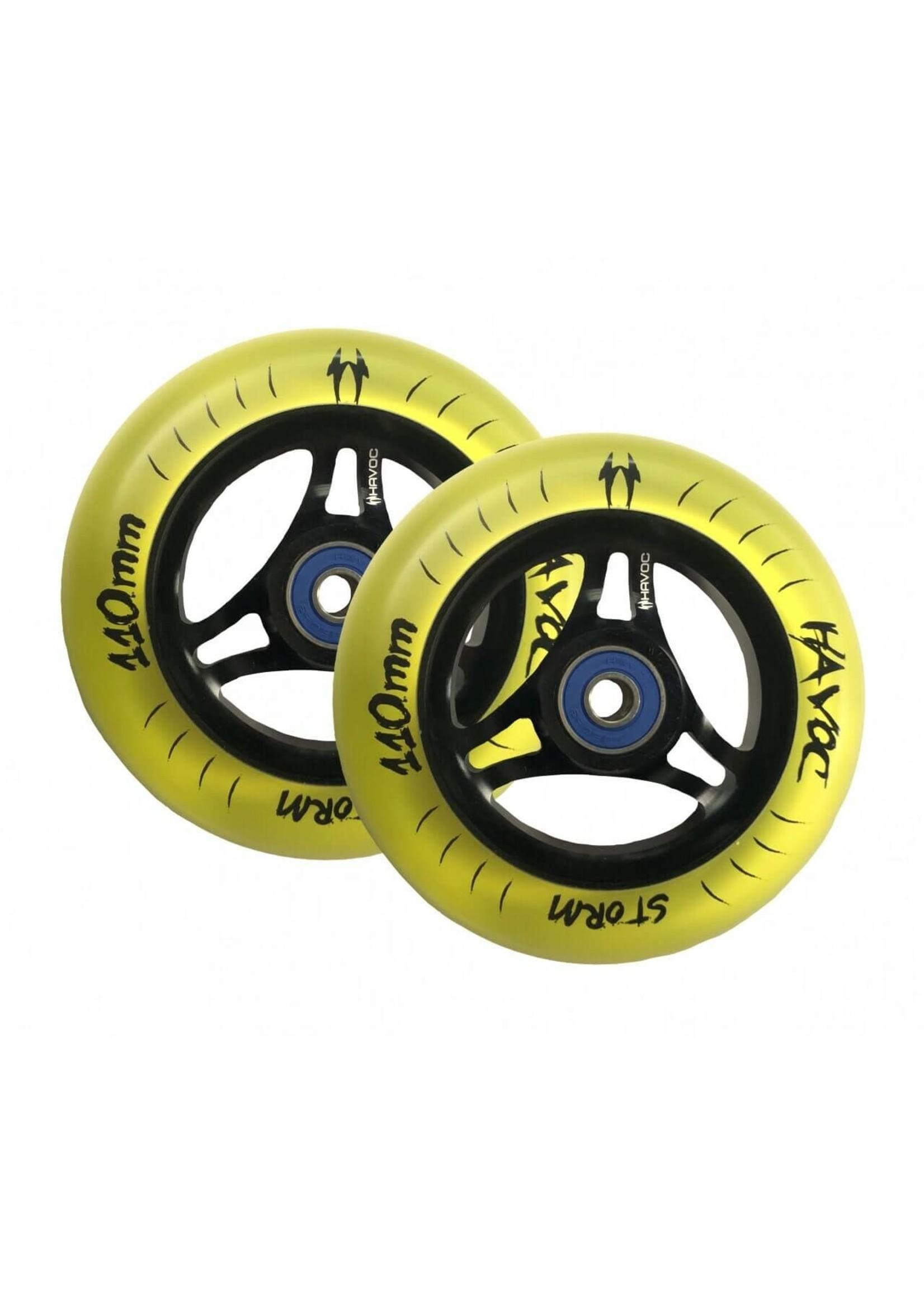 Havoc Havoc - Storm Wheels - 110mm