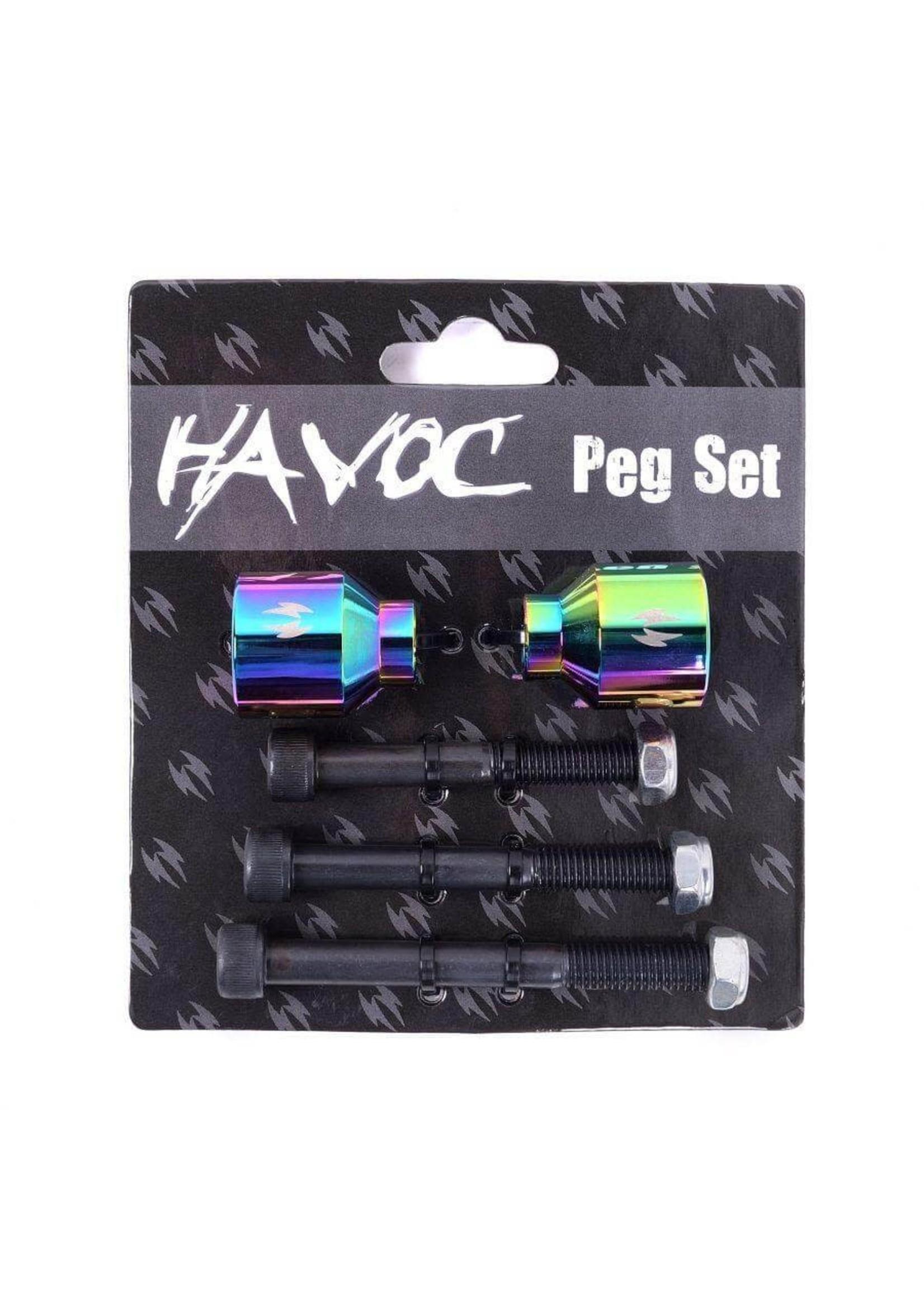 Havoc Havoc - Stubby Pegs