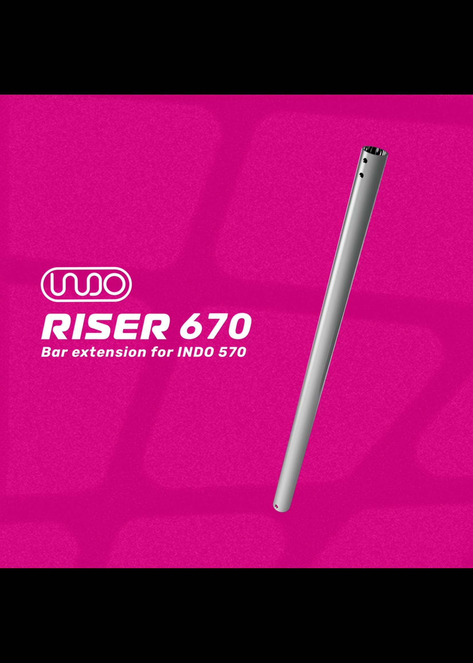 Indo Indo - Bar Raiser (670mm)