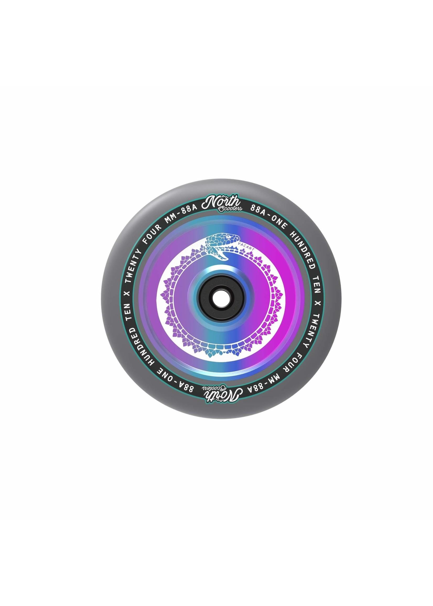 North North - Vacant Wheels - 110mm