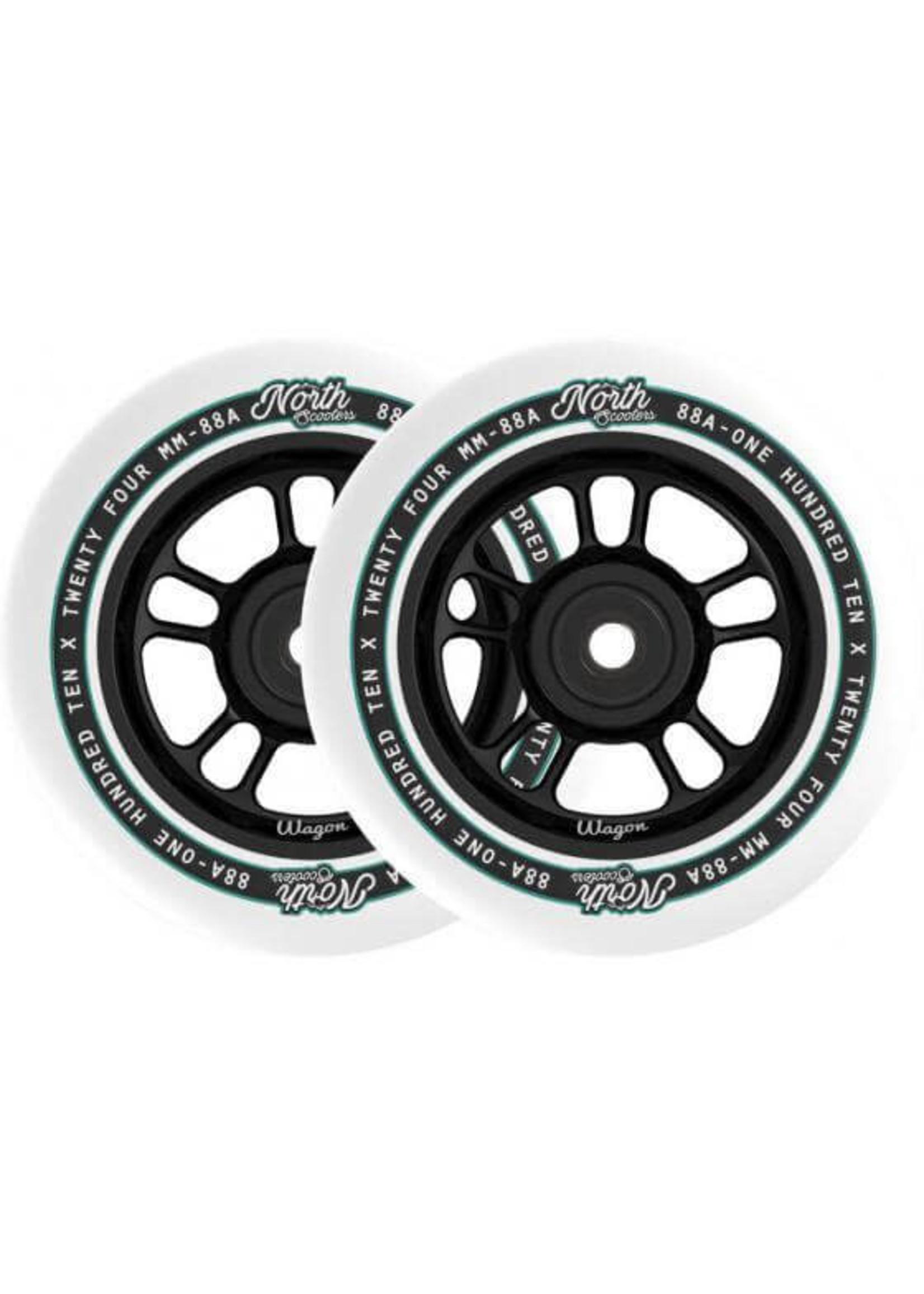 North North -  Wagon Wheels - 110mm
