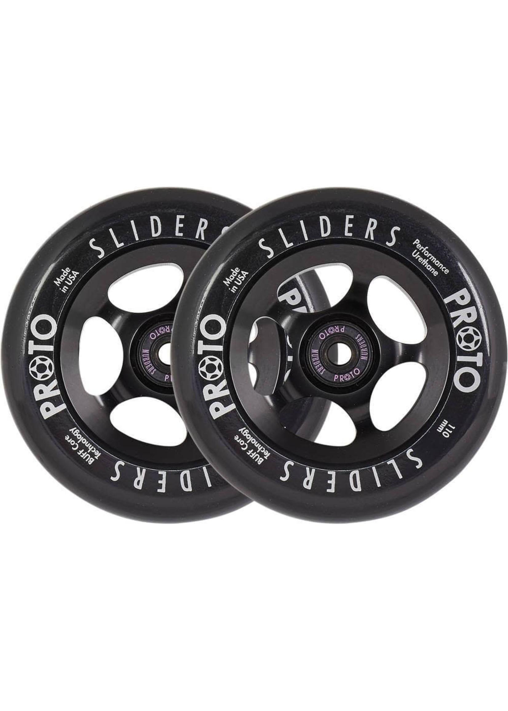 Proto Proto - Slider Spoked - 110mm