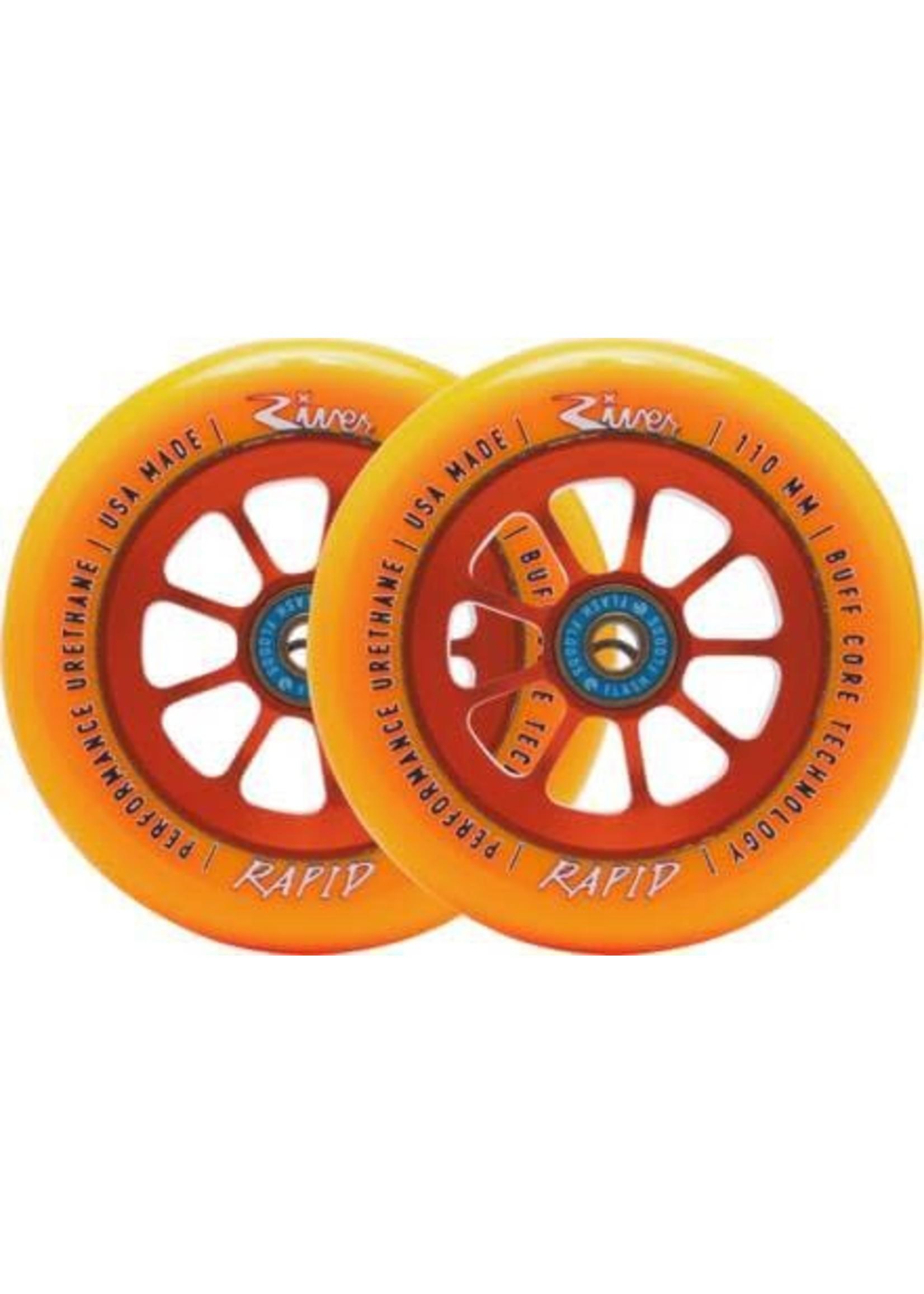 River Wheel Co. River - Rapid Wheels - 110mm