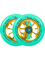 River Wheel Co. River - Rapids Greg Cohen Sig. - 110mm