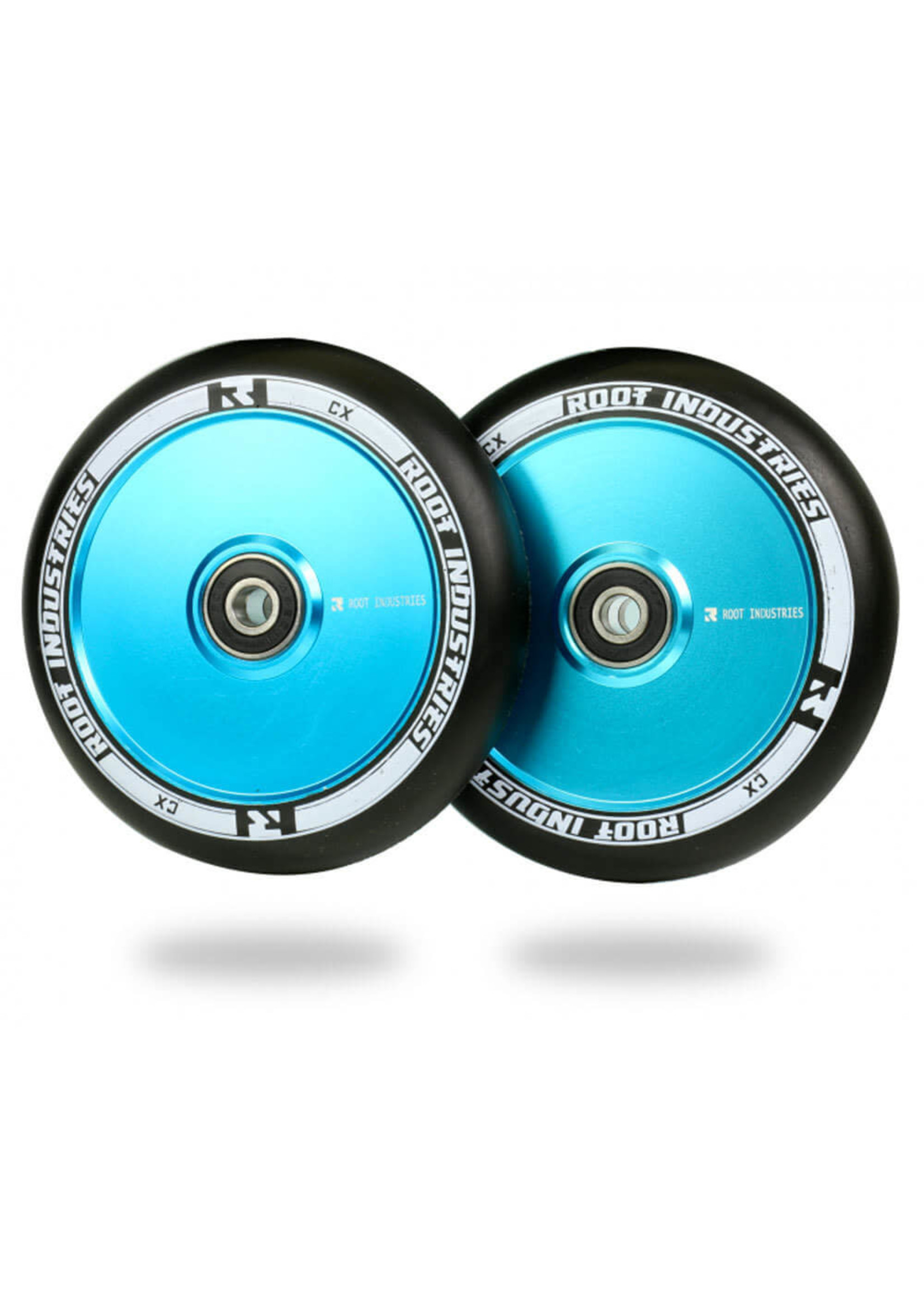 Root Industries Root - AIR Wheels Black PU - 110mm