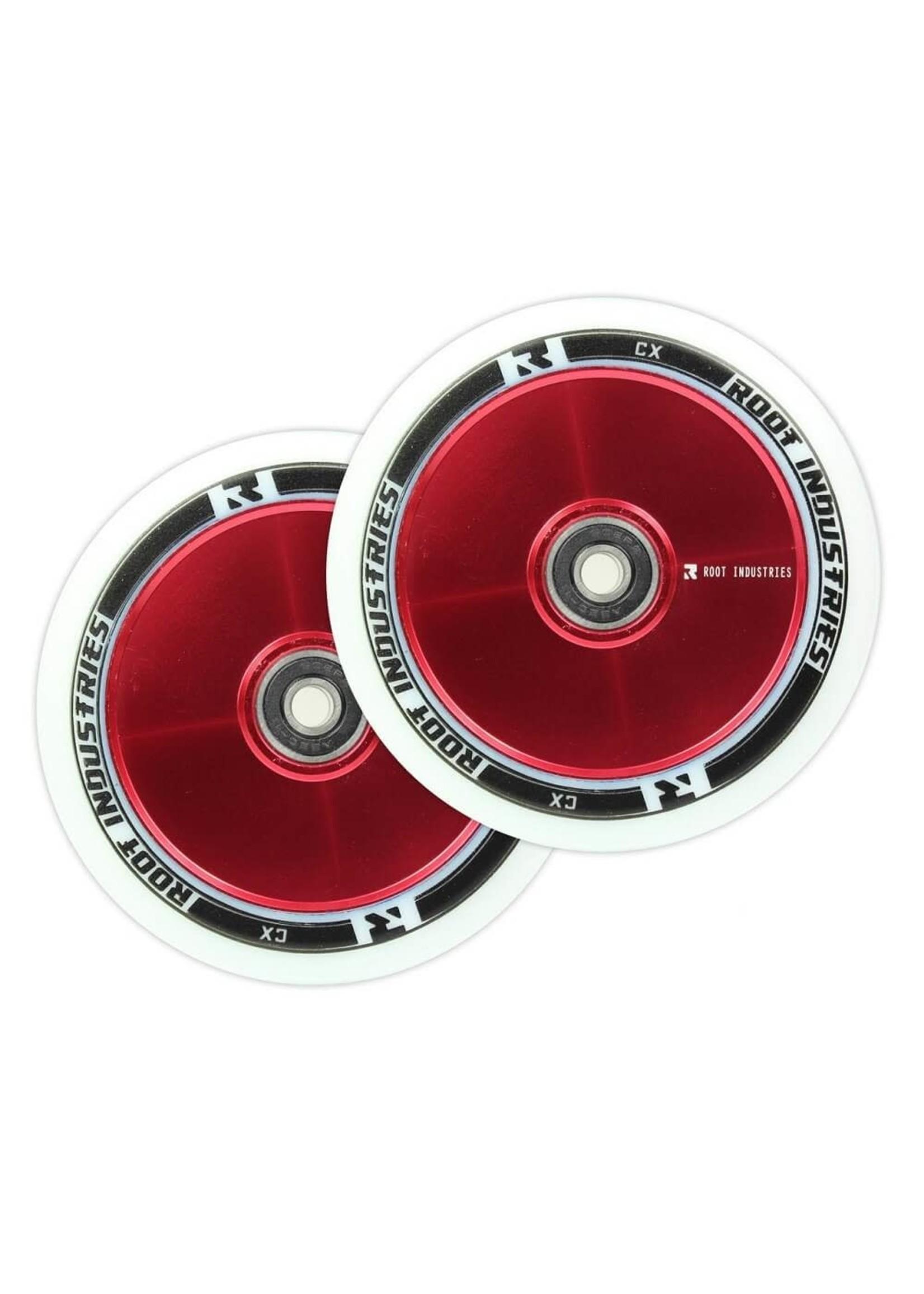 Root Industries Root - AIR Wheels White PU - 110mm