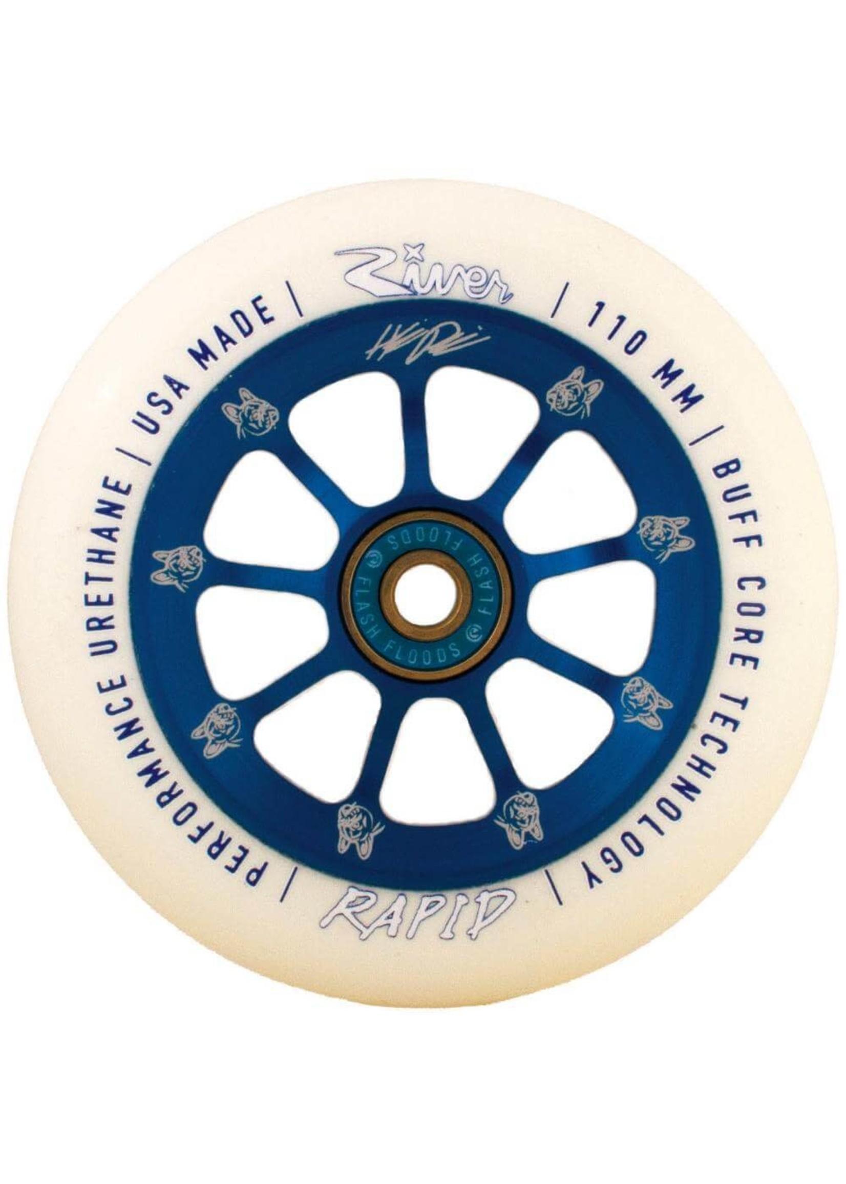 River Wheel Co. River - Glide Wheels Helmeri Pirinen Sig. - 110mm