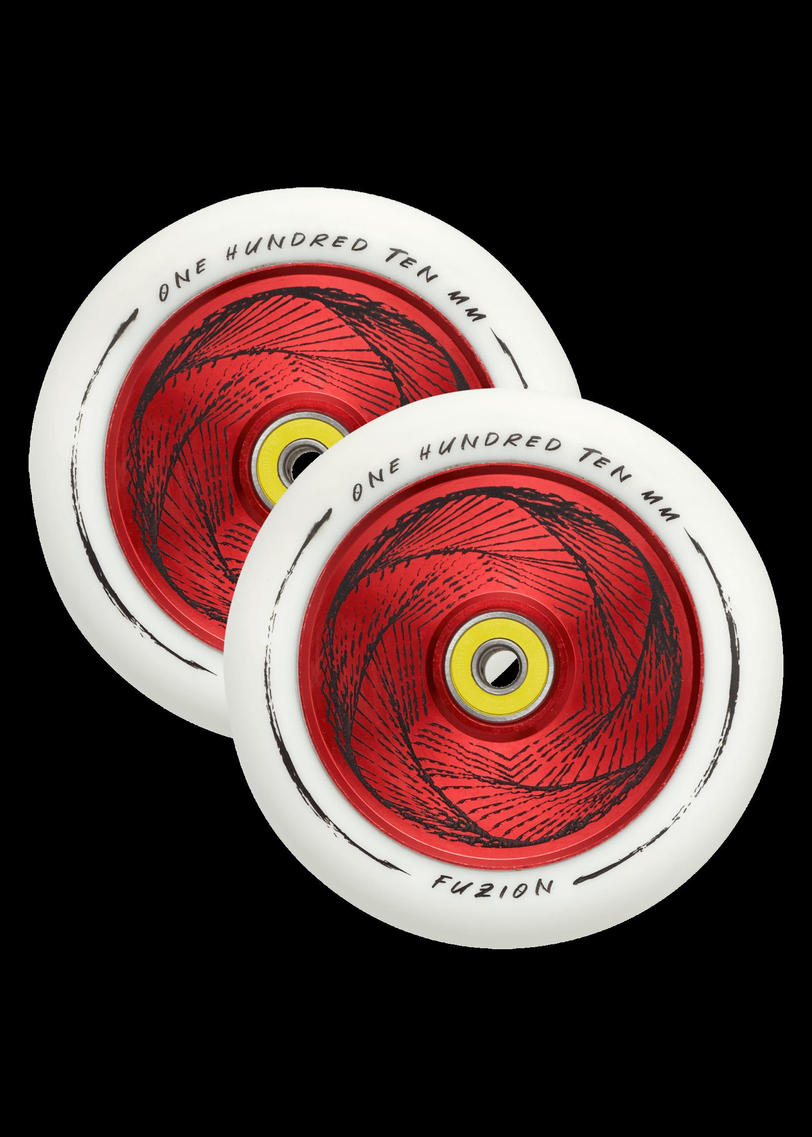 Fuzion Fuzion - Marker Wheels - 110mm