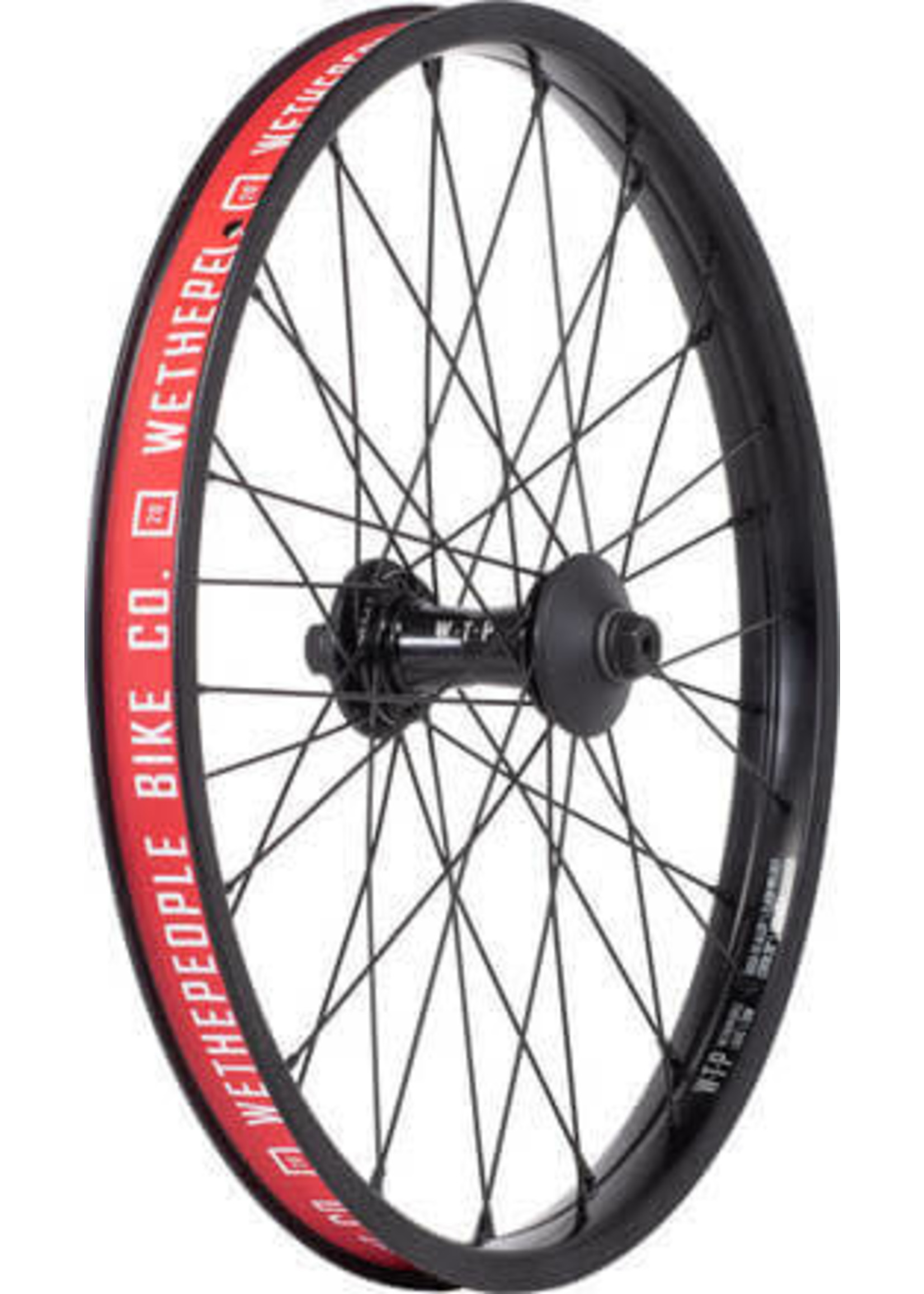 We The People WTP - Helix Front Wheel