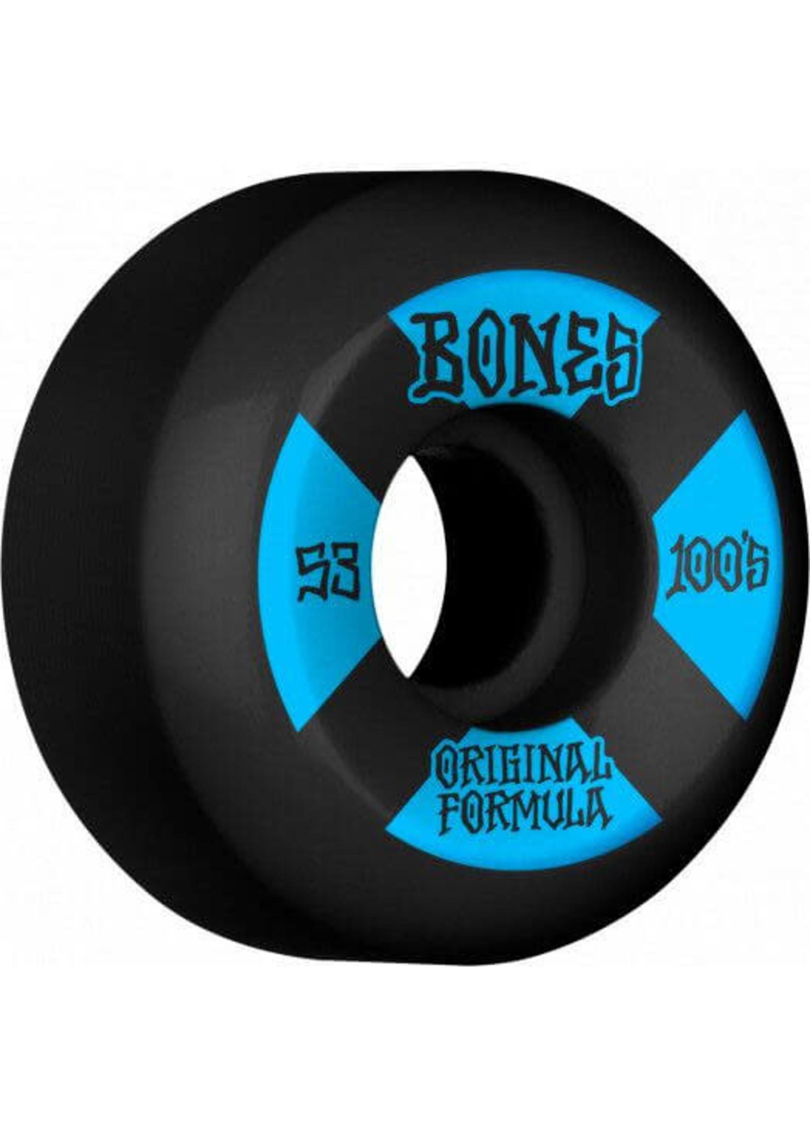 Bones Bones - V5 Sidecut 100's - 53mm