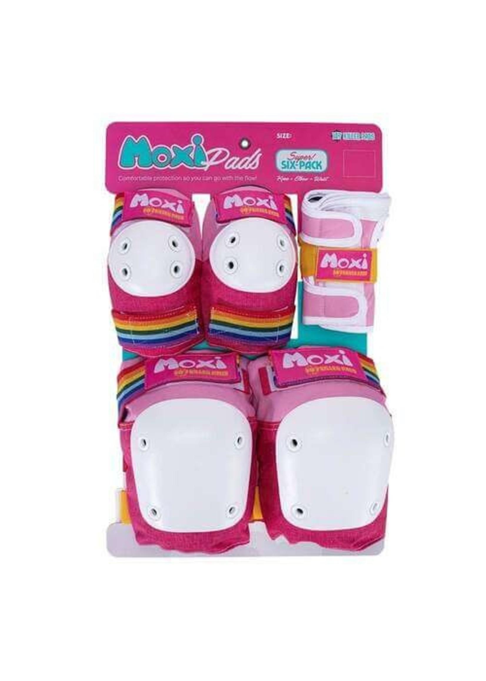 187 Pads 187 - Adult 6-Pack Pad Set - Moxi