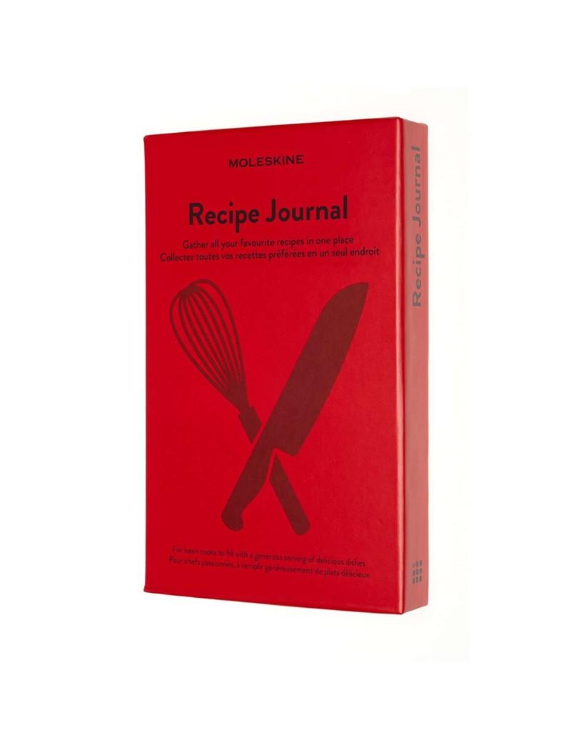 Moleskine Recipe Journal