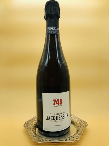 Jacquesson '743' Extra Brut Champagne NV