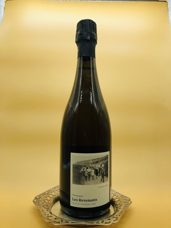 Etienne Calsac 'Les Revenants' Brut Nature Champagne NV