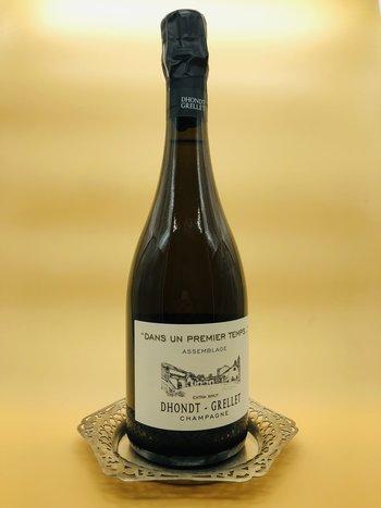 Dhondt-Grellet 'Dans un Premier Temps' Champagne NV