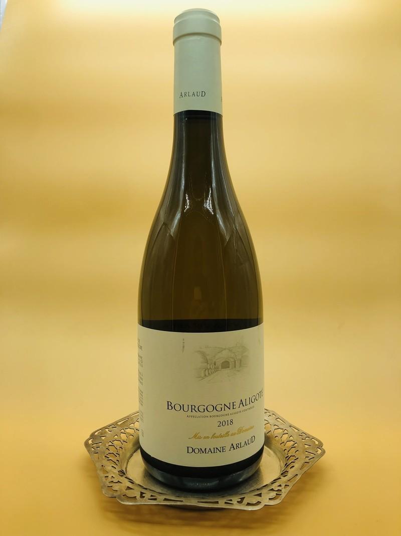 Domaine Arlaud Arlaud Aligote Bourgogne 2018