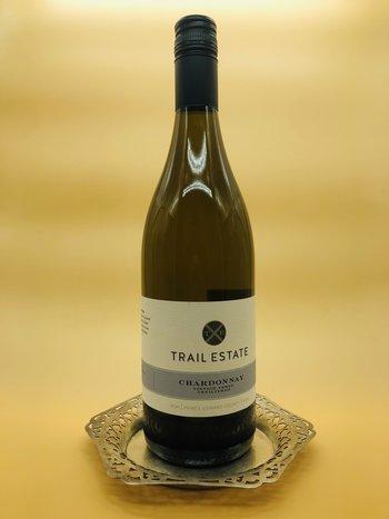 Trail Estate Chardonnay 'Unfiltered' Price Edward County 2018